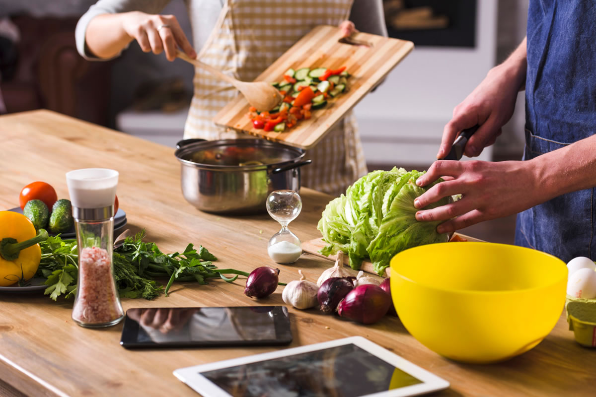 Five Ways to Use Your Co-Living Kitchen More Often