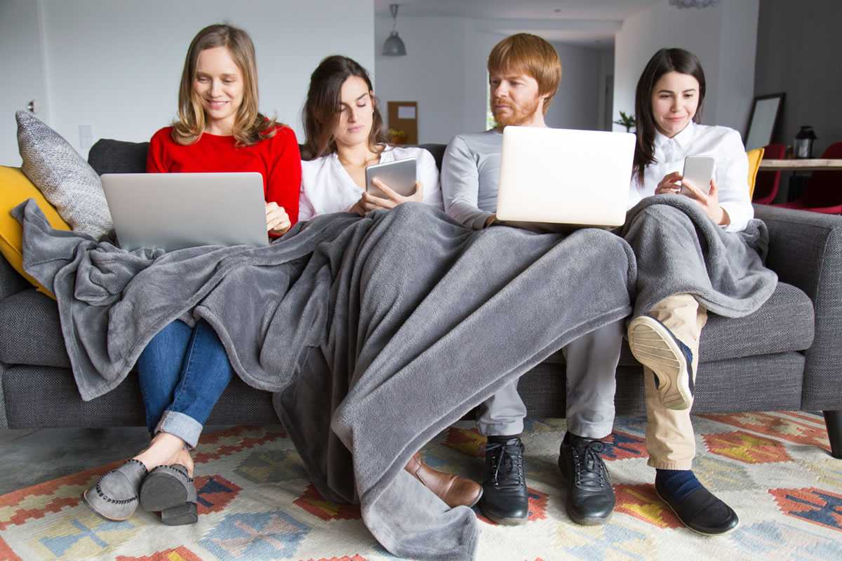 Five Perks of Choosing to Live in Co-living Housing
